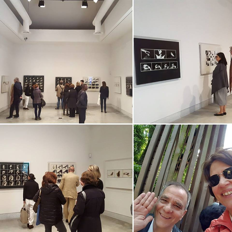 ibor Hajas (Hungarian, 1946–1980) works photographed by János Vető (Hungarian, born 1953) at Exhibition of 57th La Biennale di Venezia - Central Pavilon