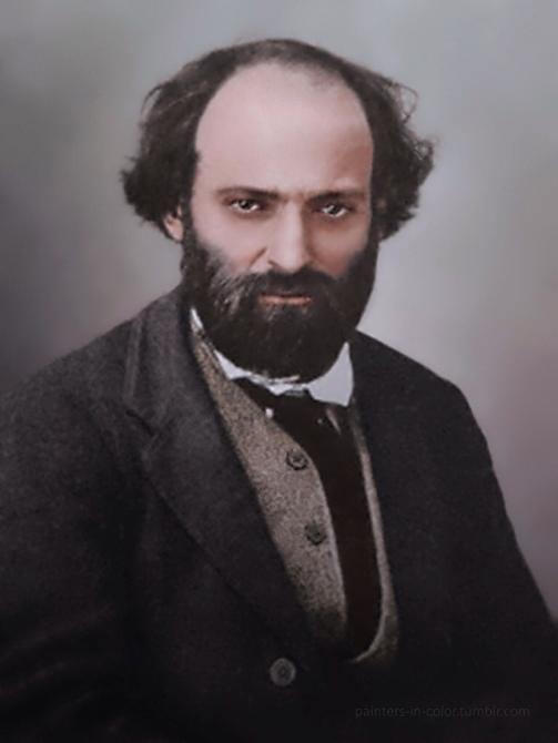 Paul Cezanne (1839-1906) ca. 1877