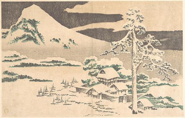 Hokusai MET