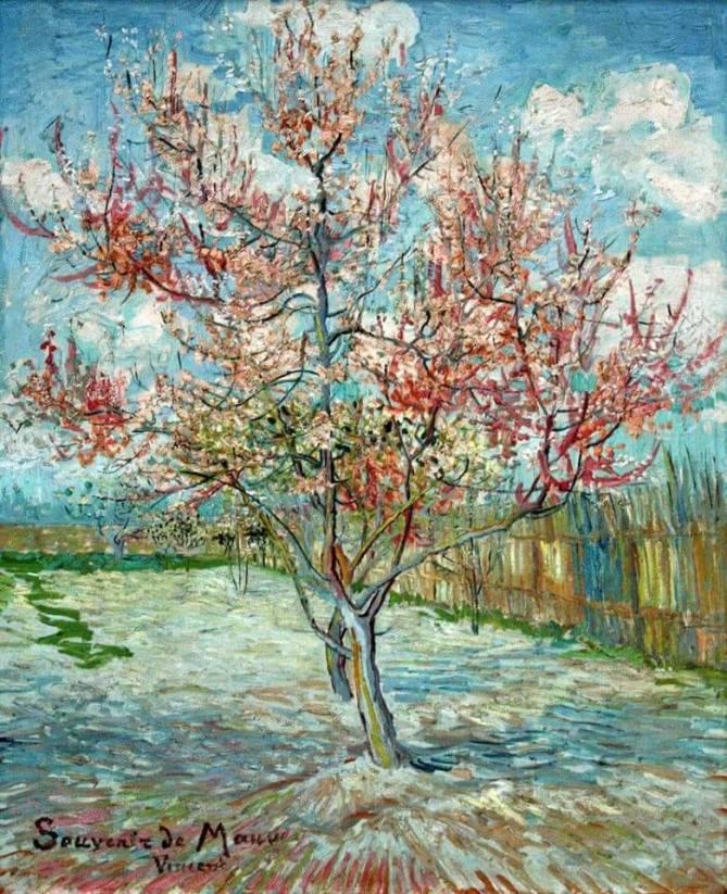 _03_Spring_Van Gogh