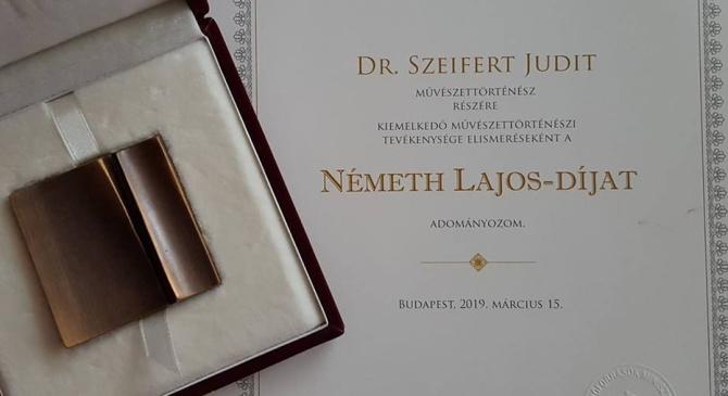 Németh Lajos-díj