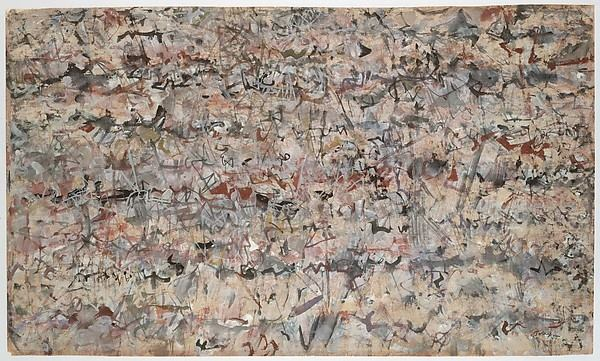 Mark Tobey (American, 1890–1976) Autumn Field 1955.jpg