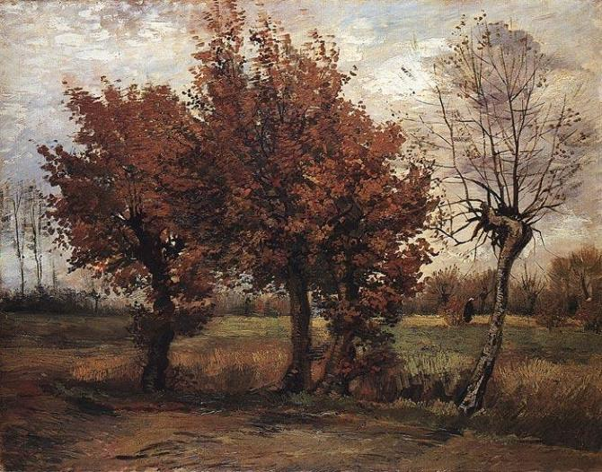 Vincent Van Gogh (Dutch, 1853-1890) Autumn Landscape, November 1885..jpg