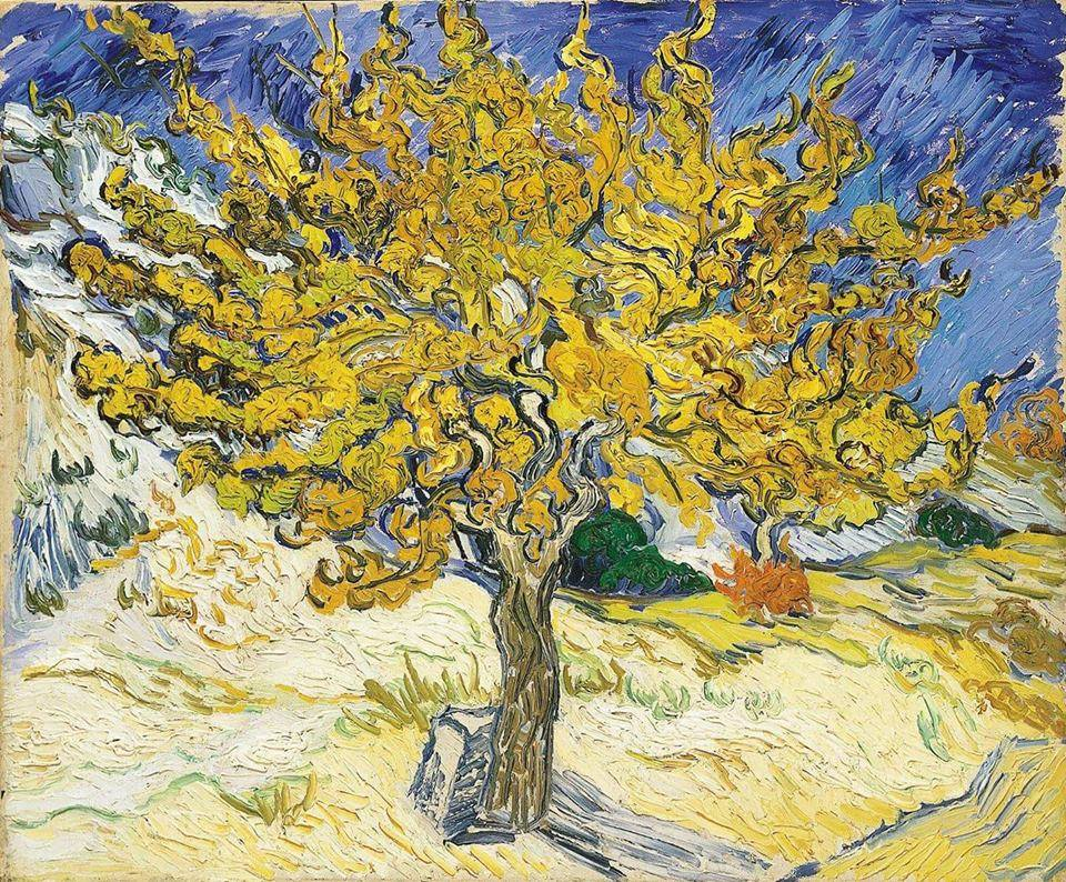 Vincent Van Gogh (Dutch, 1853–1890)_The Mulberry Tree 1889.jpg