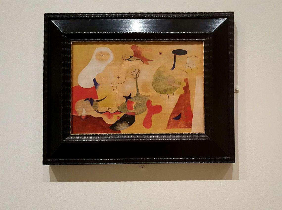 Joan Miró (Spanish, Barcelona 1893–1983 Palma de Mallorca) Untitled 1931_MET