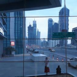 Mirroring in Dubai