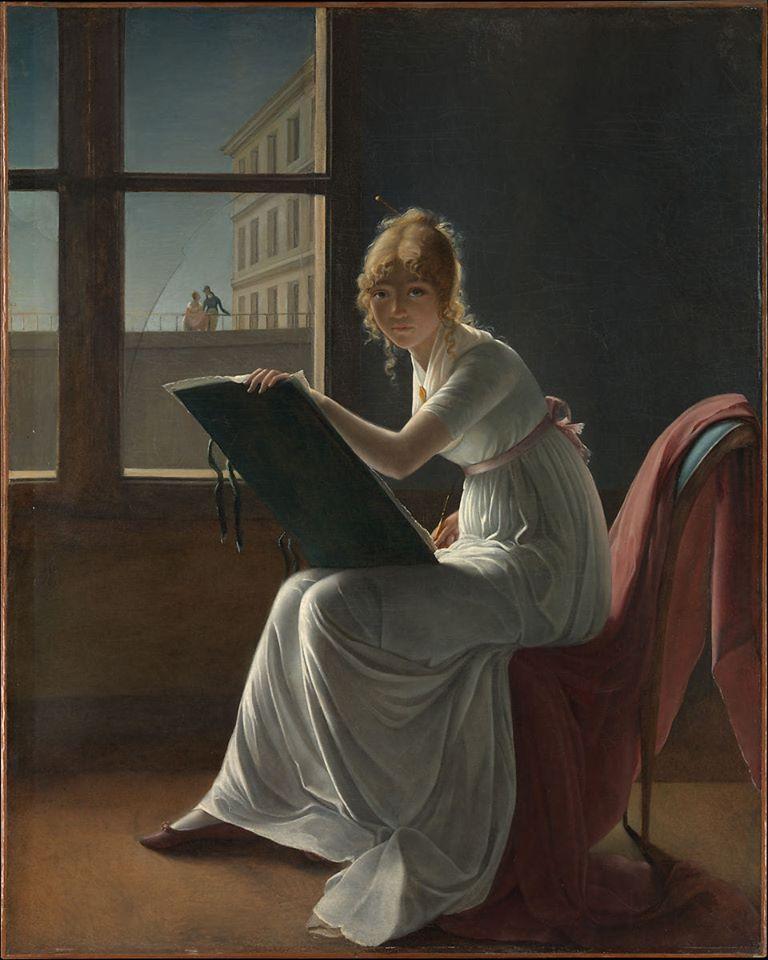 Marie Denise Villers (French, 1774–1821)_Marie Joséphine Charlotte du Val d'Ognes (1786–1868), 1801 MET