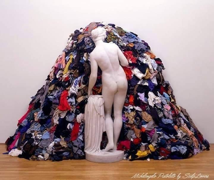 Stay at home and don't worry about your outfit_Pistoletto